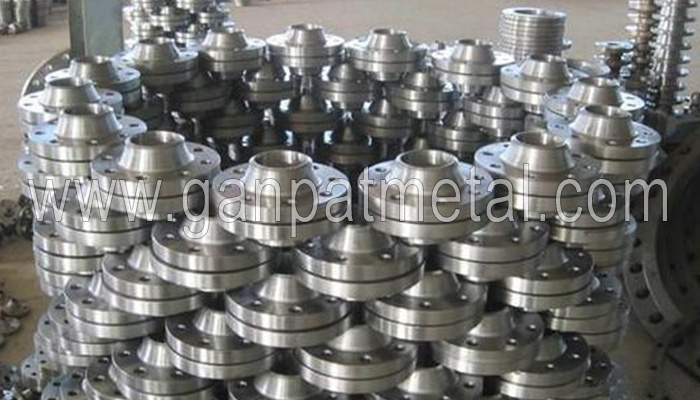 Stainless Steel Forged Flanges manufacturers in India| ASTM A105