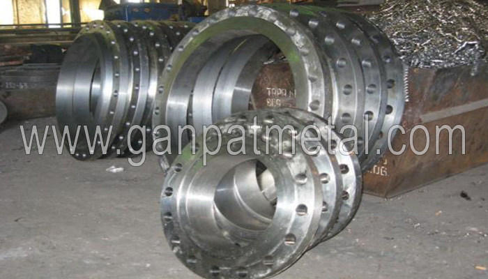 Stainless Steel Slip On Flanges manufacturers in India| ASTM A105